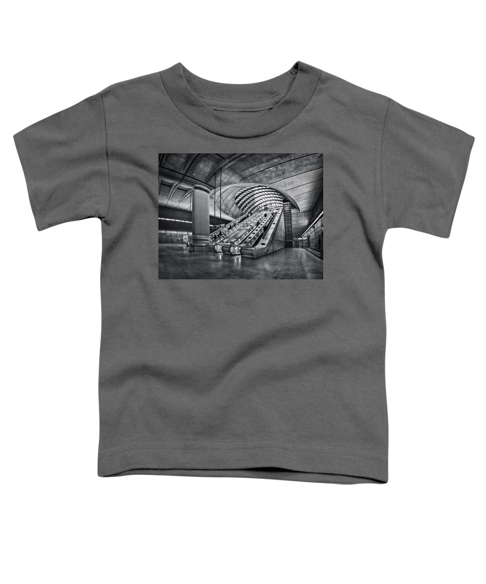 Canary Wharf Photographs Toddler T-Shirts