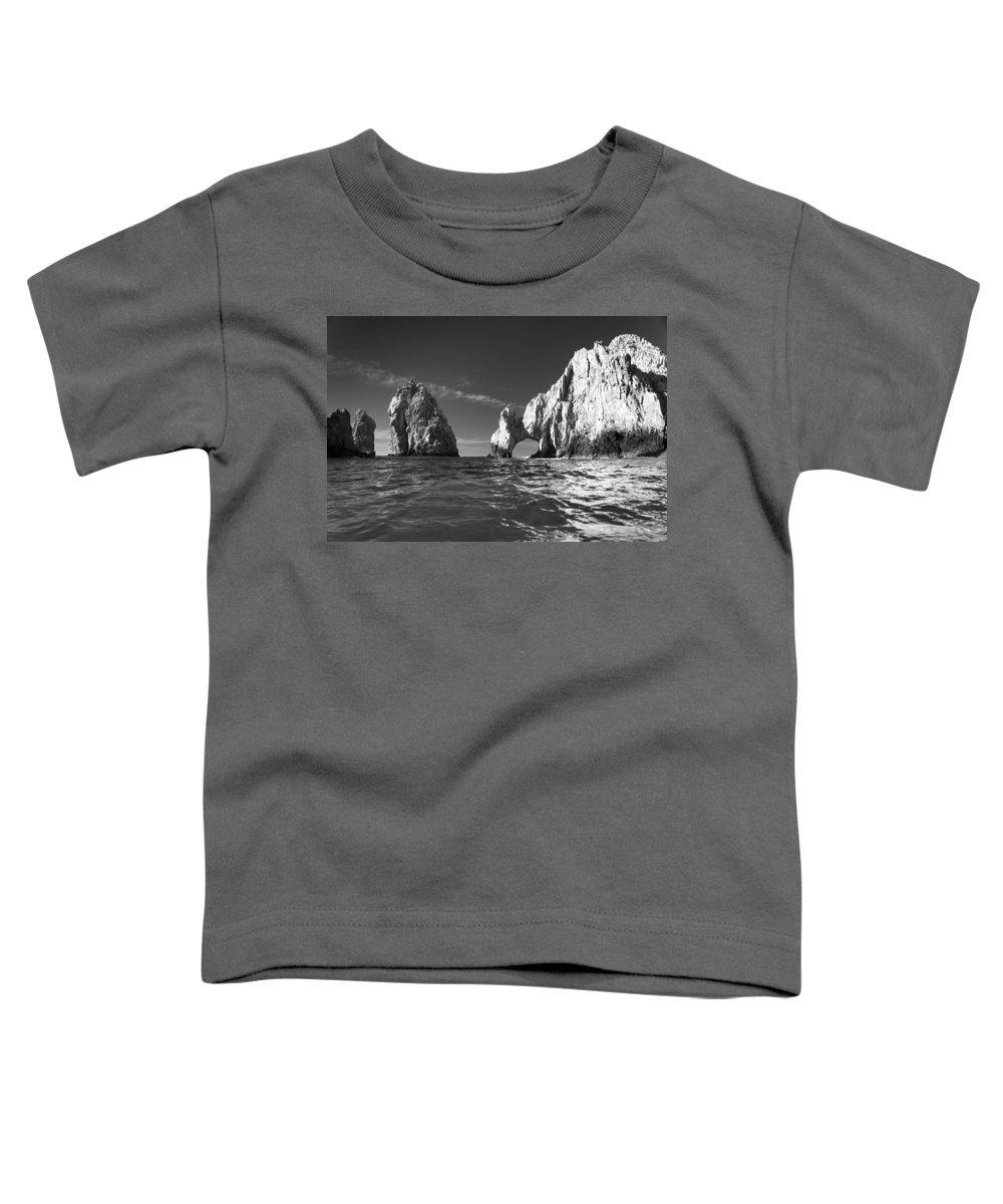 Cabo San Lucas Arch Toddler T-Shirts