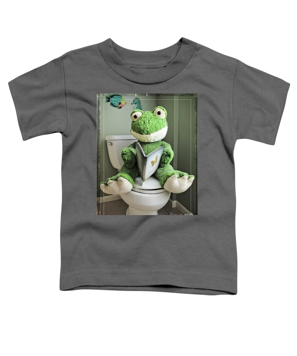 Toilets Toddler T-Shirts