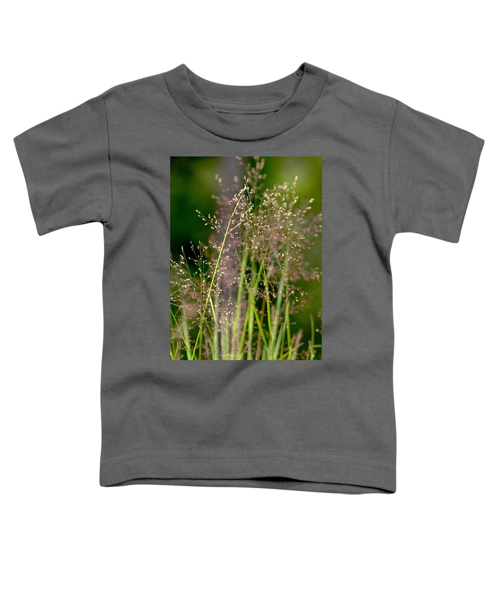 Floral Toddler T-Shirt featuring the photograph Memories Of Springtime by Holly Kempe