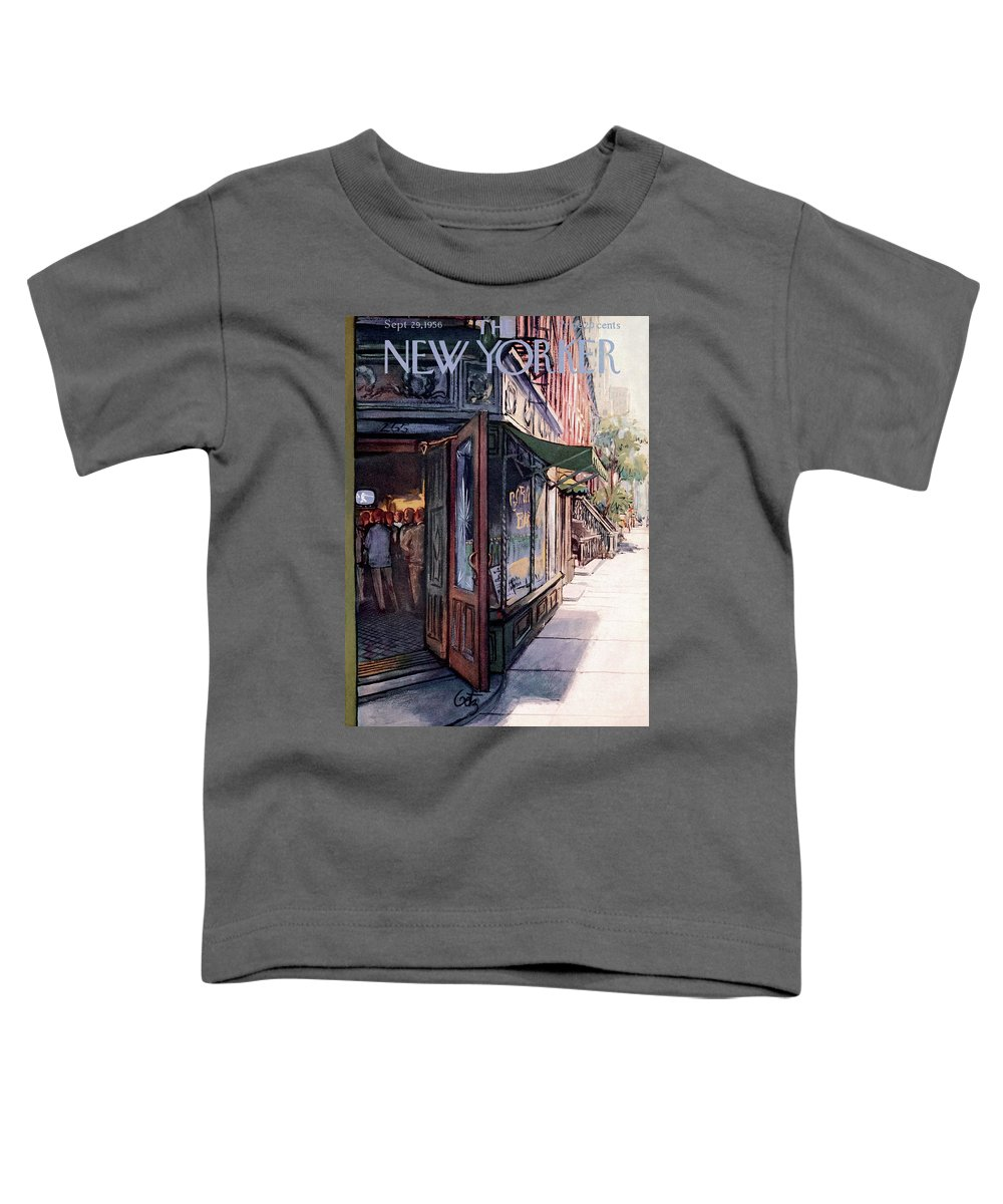 Deli Toddler T-Shirts
