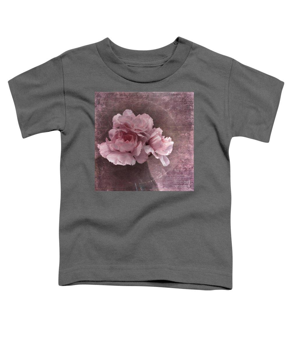 Carnation Toddler T-Shirts