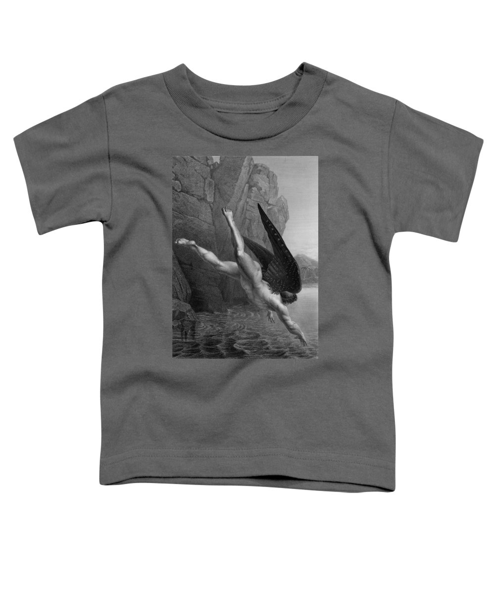 Male Nude Toddler T-Shirts