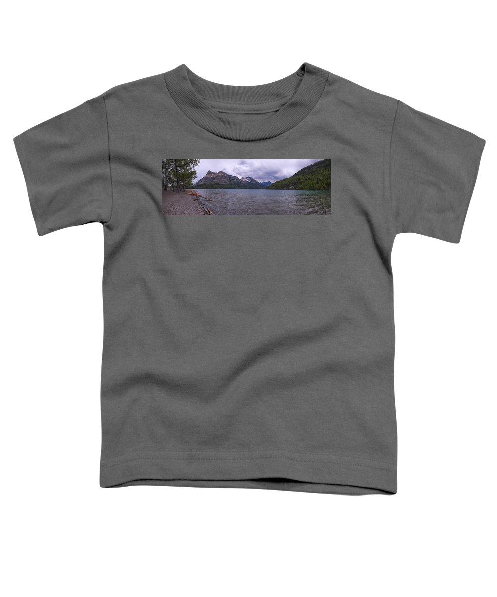Glacier Bay Photographs Toddler T-Shirts