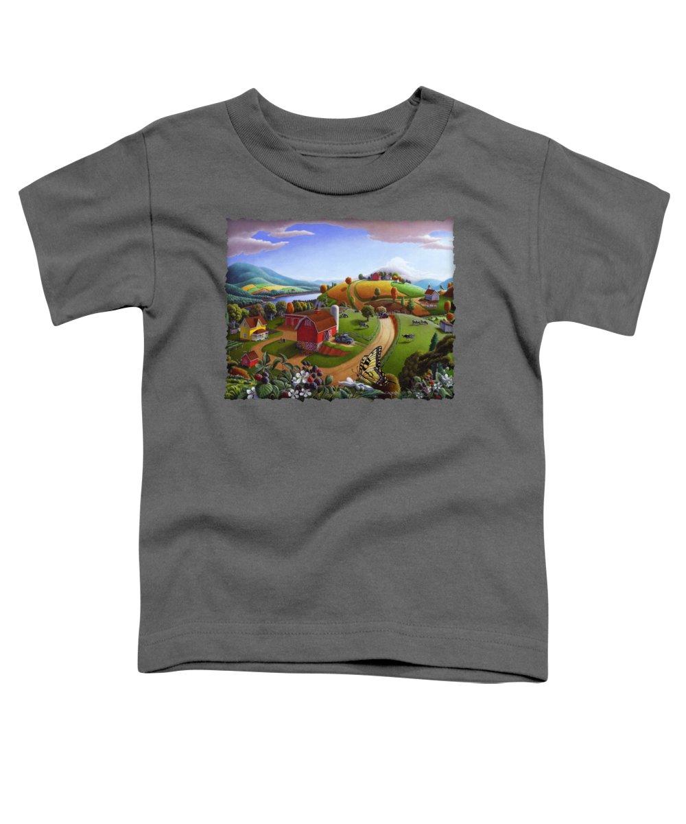 1960 Toddler T-Shirts