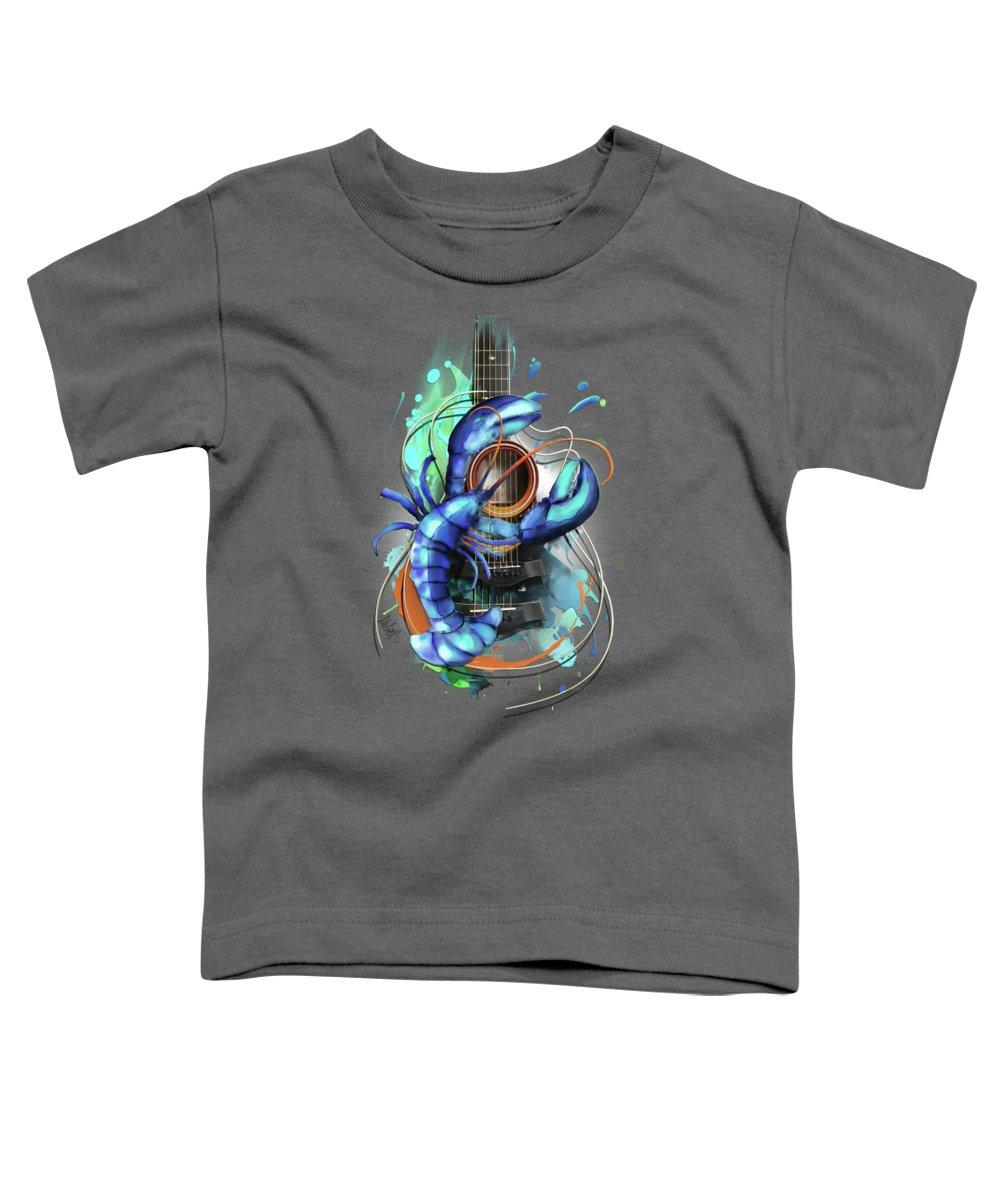 Cancer Toddler T-Shirts