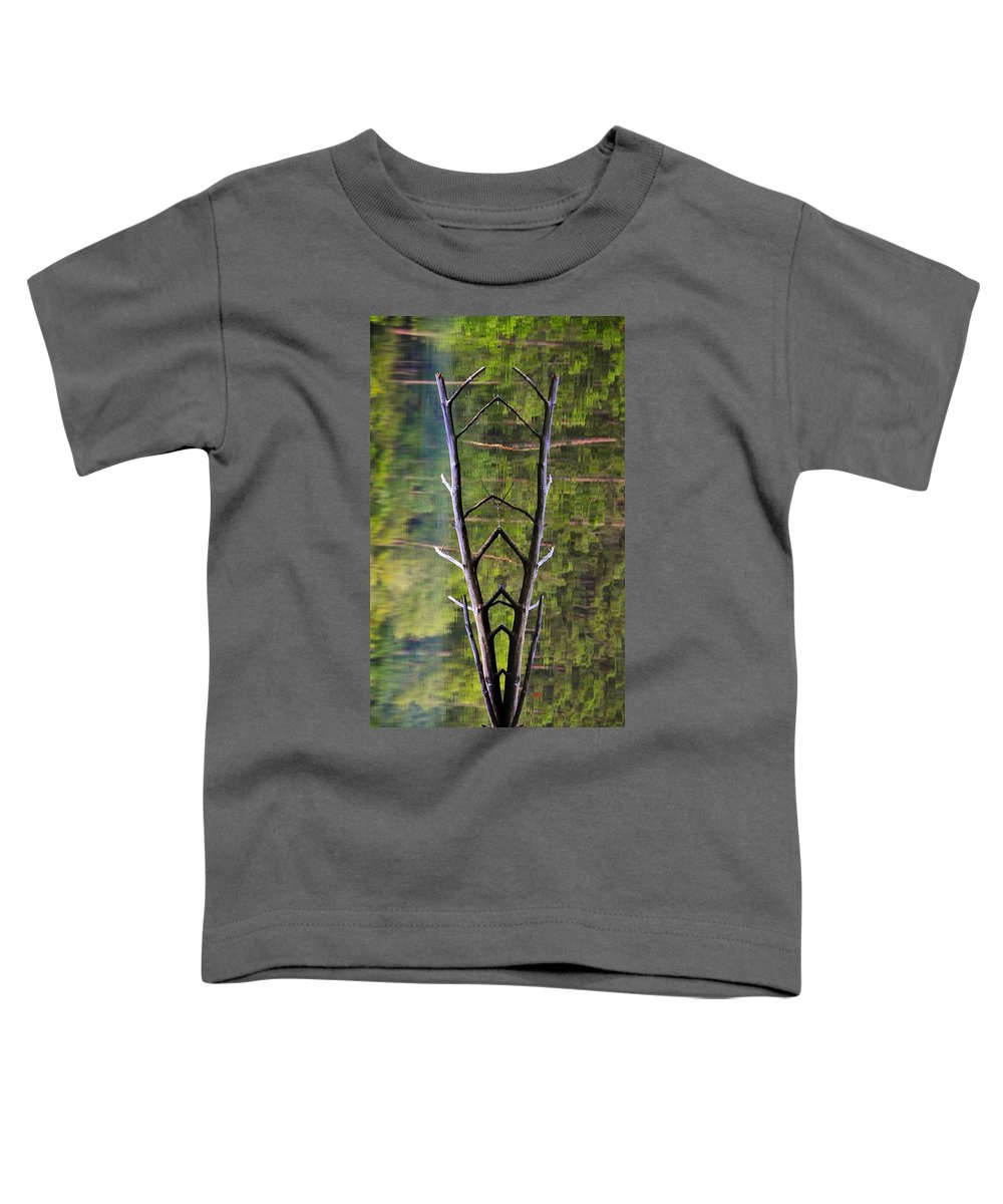 Photography Toddler T-Shirt featuring the photograph Jacob's Ladder by Skip Hunt