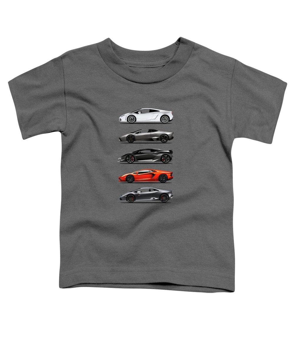 Italian Toddler T-Shirts