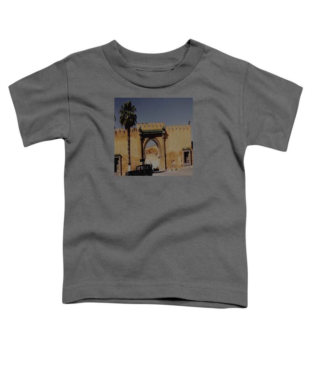 Art Toddler T-Shirt featuring the photograph Ancient Spirit by Ryan Fox