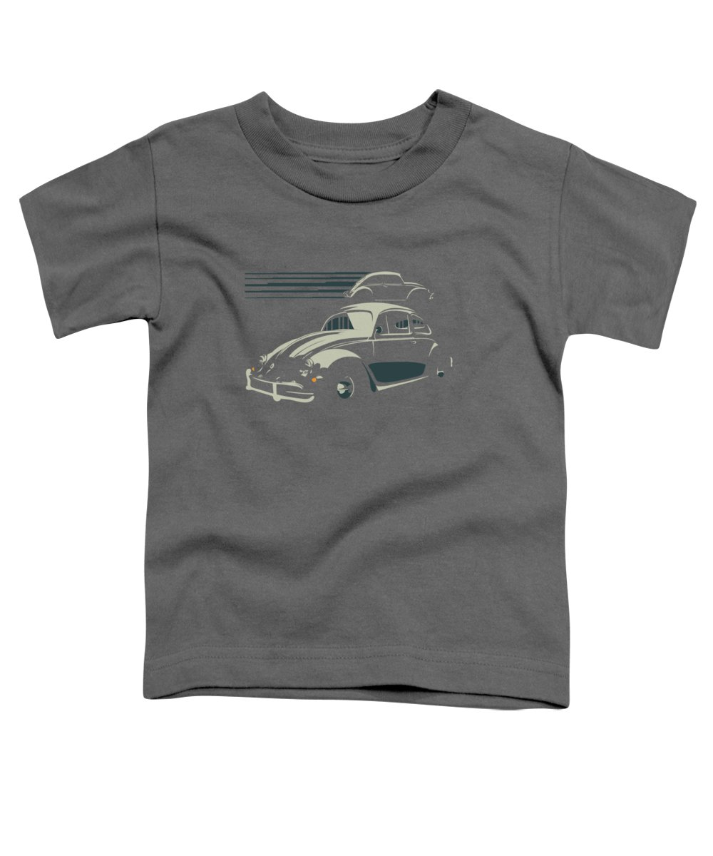 Collector Cars Toddler T-Shirts