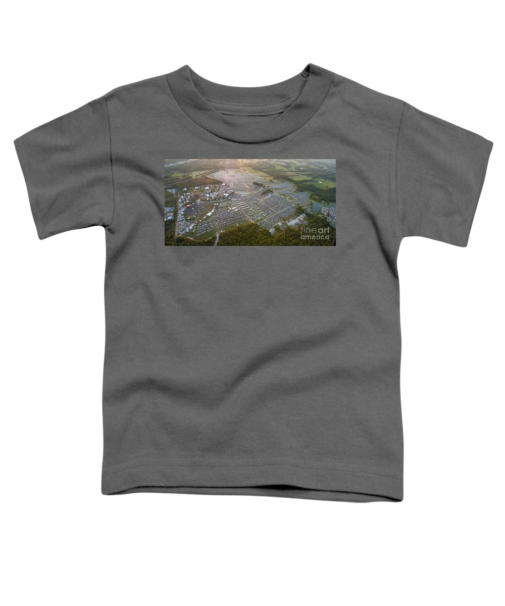 Live Nation Entertainment Photographs Toddler T-Shirts