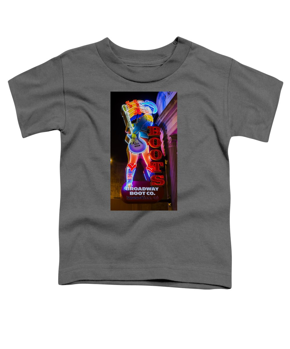 Ryman Auditorium Toddler T-Shirts