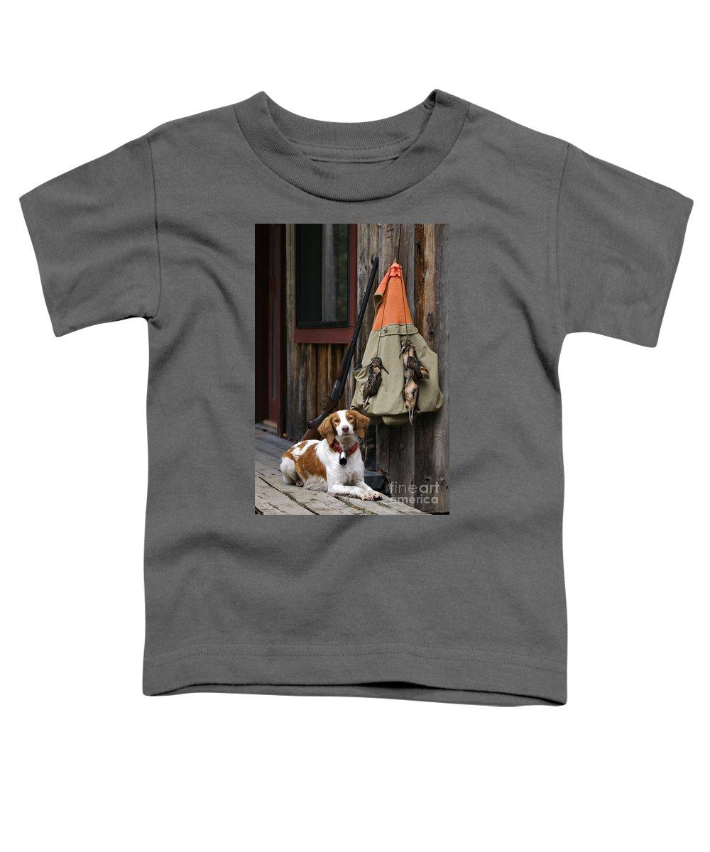 Woodcock Toddler T-Shirts