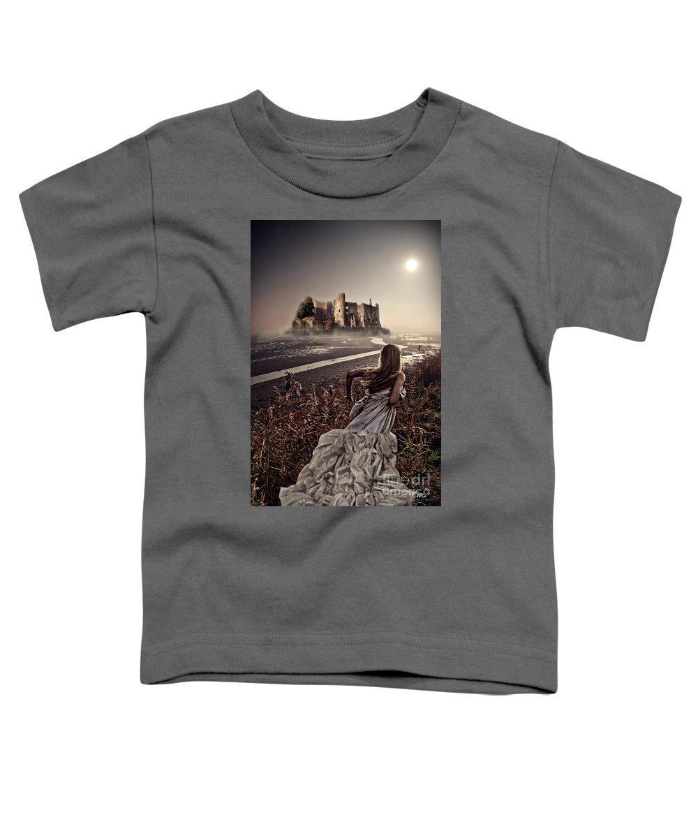 Mo Toddler T-Shirts