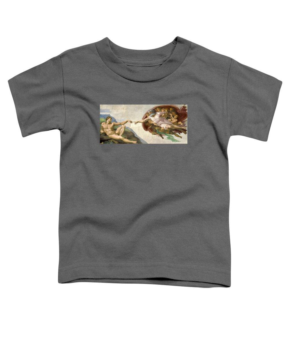 Masterpiece Toddler T-Shirts