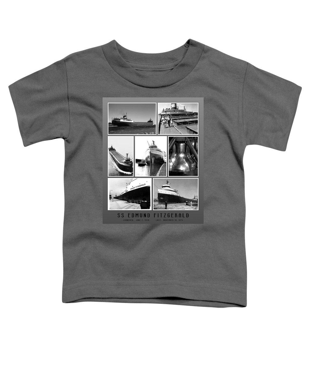 Lake Superior Toddler T-Shirts