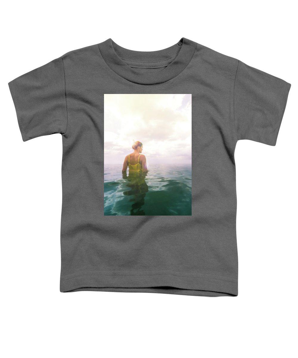 Water Photographs Toddler T-Shirts