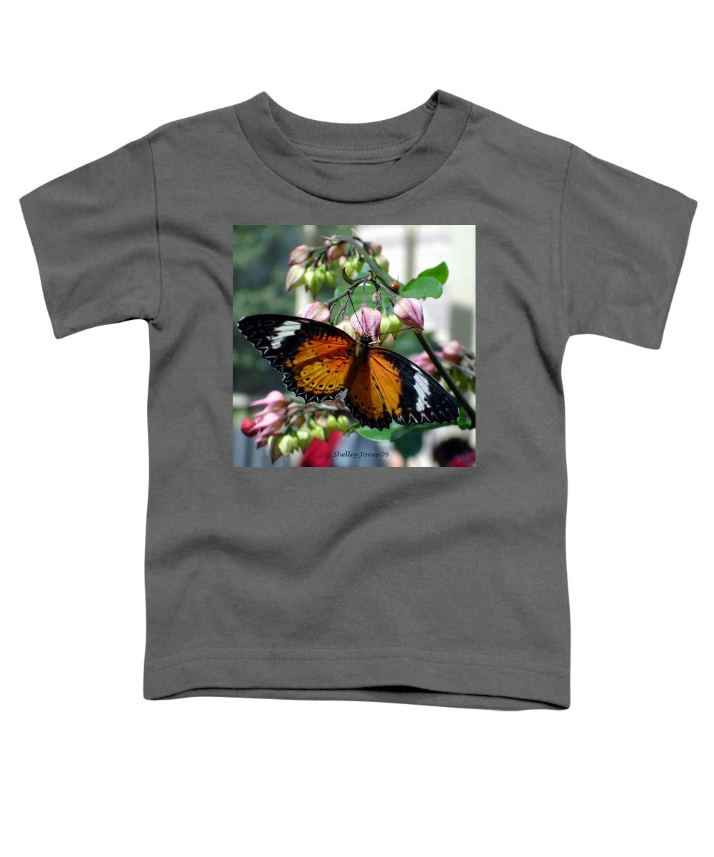 Photography Toddler T-Shirt featuring the photograph Friends Come In Small Packages by Shelley Jones