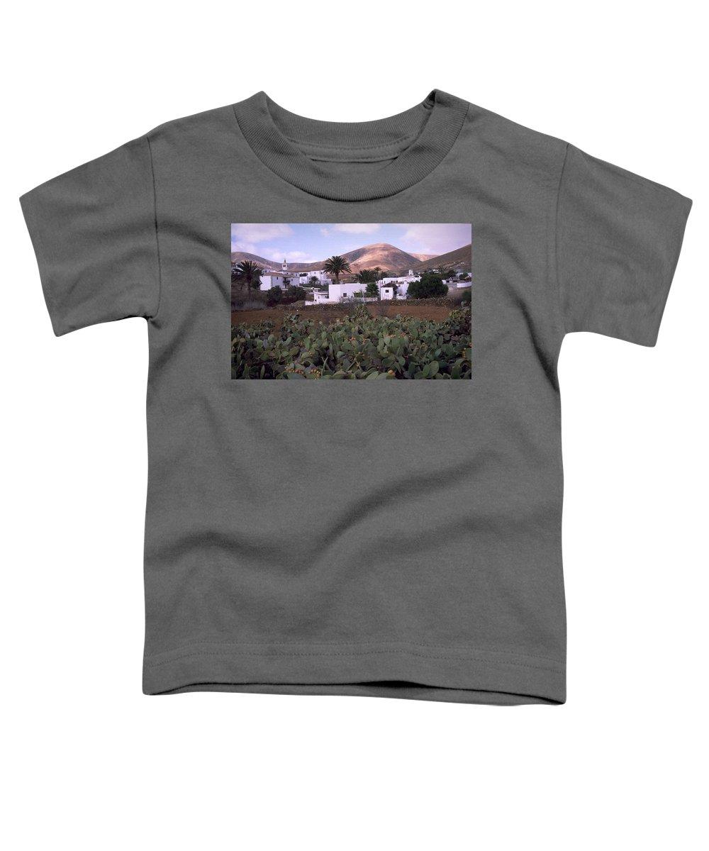 Fuerteventura Toddler T-Shirt featuring the photograph Fuerteventura Iv by Flavia Westerwelle