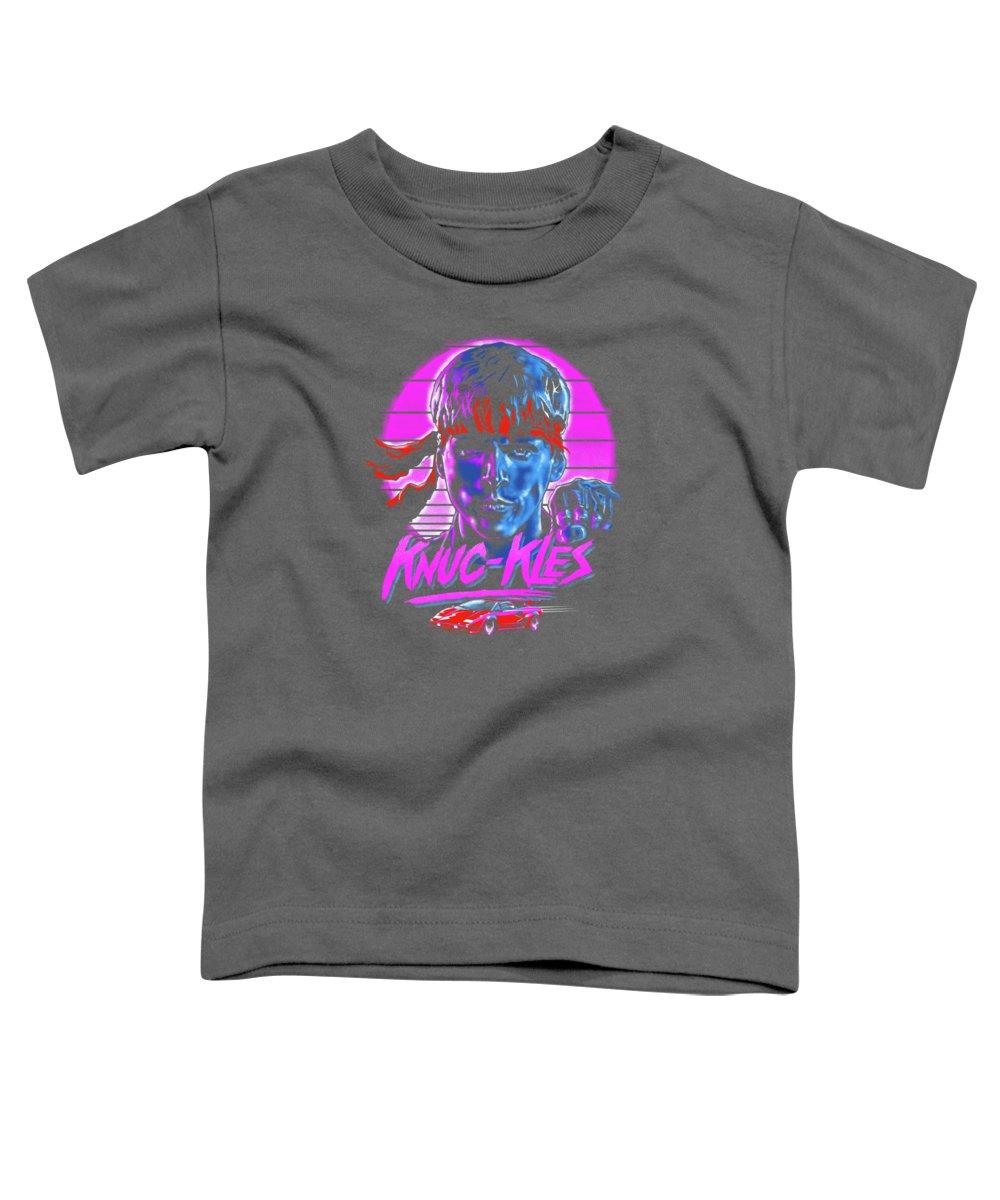 Martial Arts Toddler T-Shirts