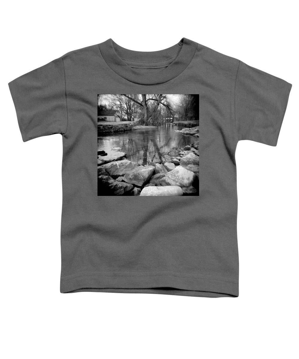 Photograph Toddler T-Shirt featuring the photograph Le Tort Reflection by Jean Macaluso