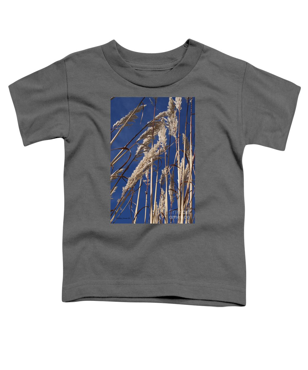 Photography Toddler T-Shirt featuring the photograph Line And Loop by Shelley Jones