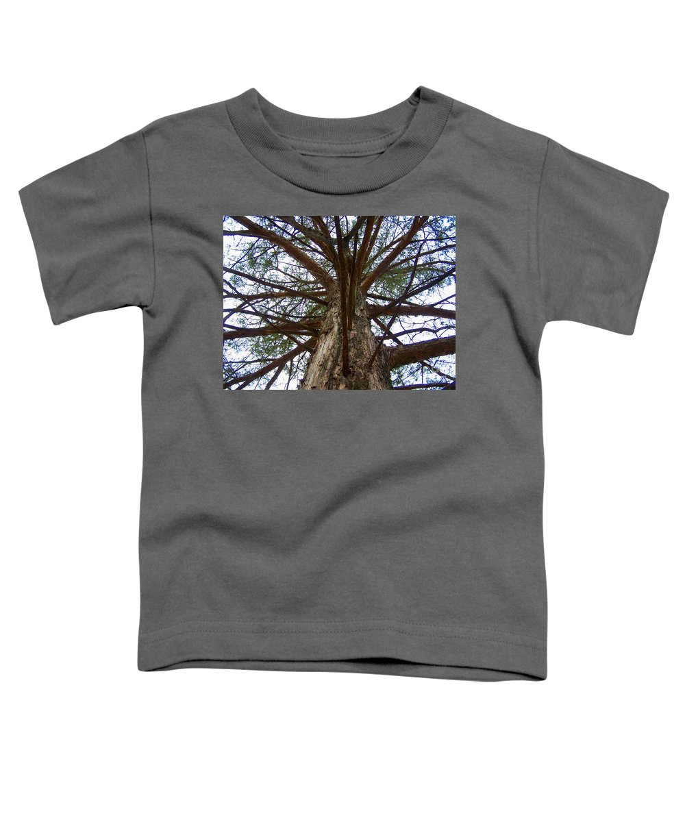 Life Toddler T-Shirt featuring the photograph Live Spokes by Nadine Rippelmeyer