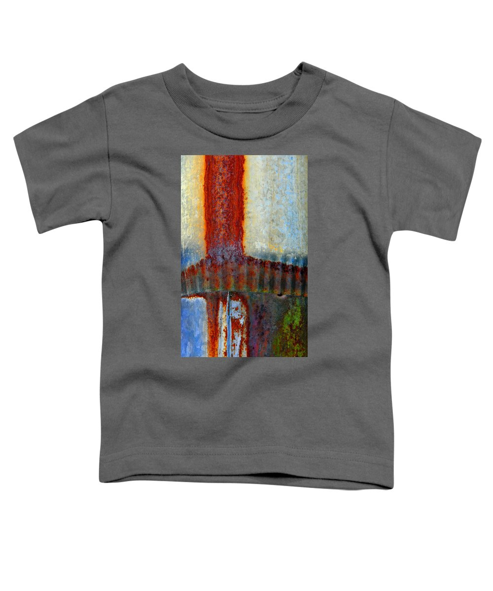 Skip Hunt Toddler T-Shirt featuring the photograph Magma by Skip Hunt
