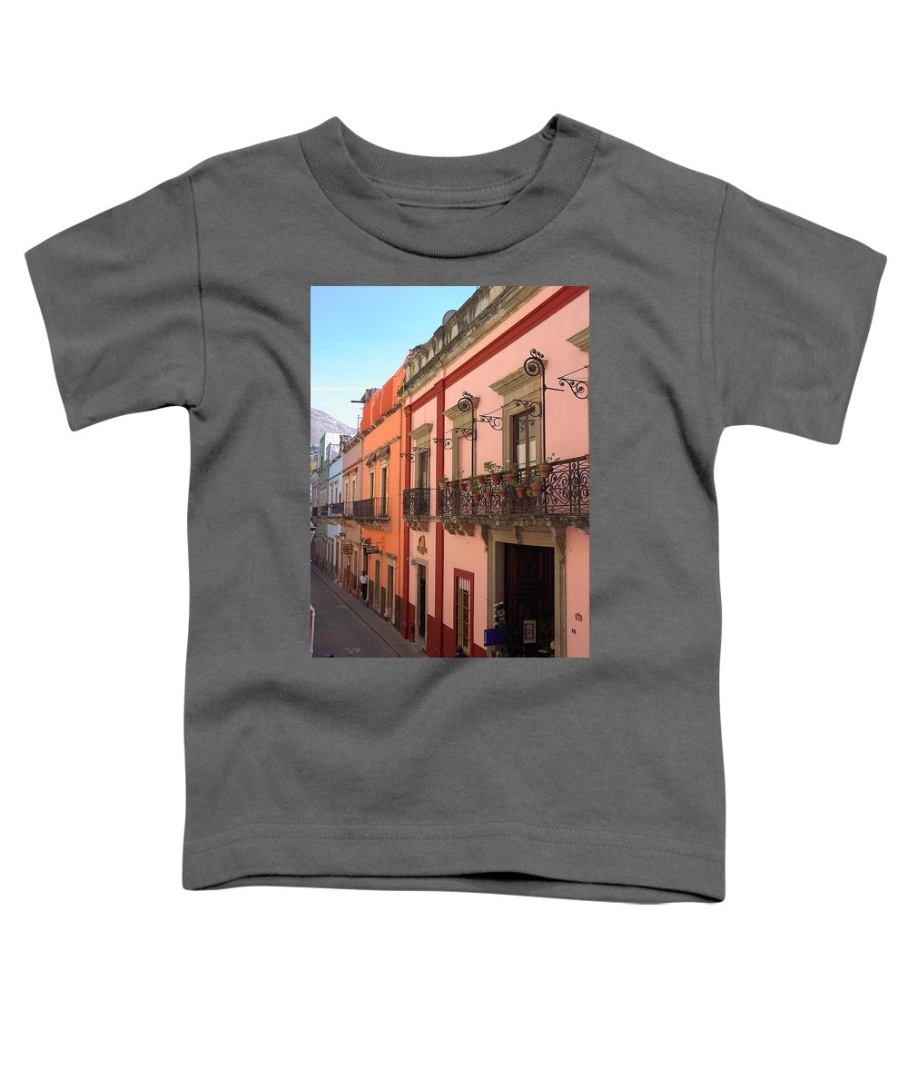 Charity Toddler T-Shirt featuring the photograph Mexico by Mary-Lee Sanders