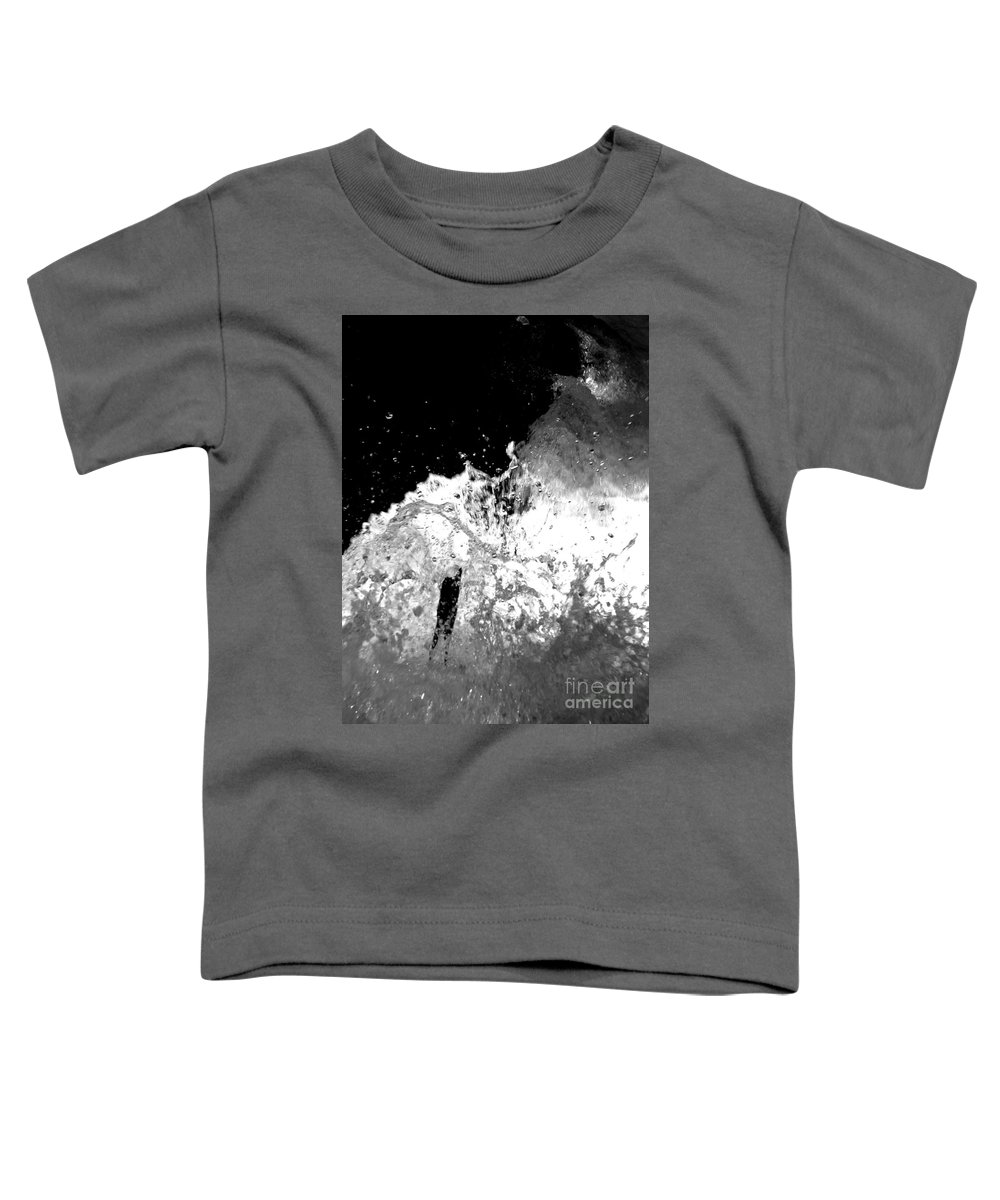 Water Toddler T-Shirt featuring the photograph Natural Power by Amanda Barcon