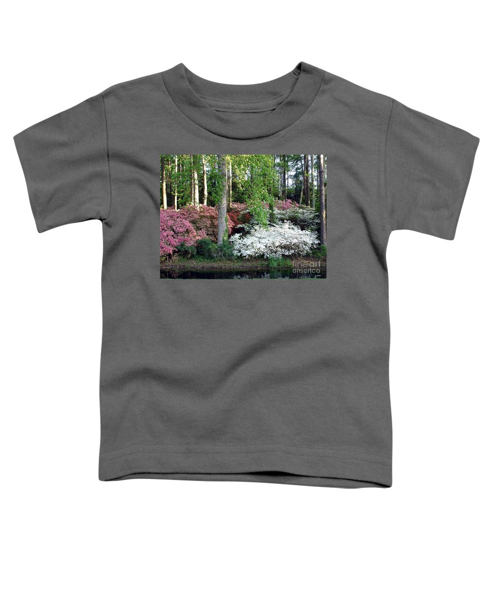 Landscape Toddler T-Shirt featuring the photograph Nature 2 by Shelley Jones