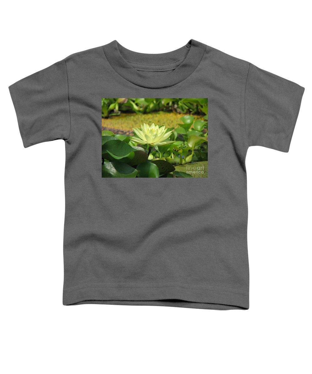 Nature Toddler T-Shirt featuring the photograph Nature by Amanda Barcon