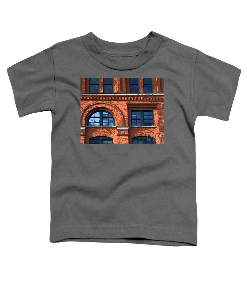 6th Floor Museum Toddler T-Shirt featuring the photograph Never Forget Jfk by Debbi Granruth