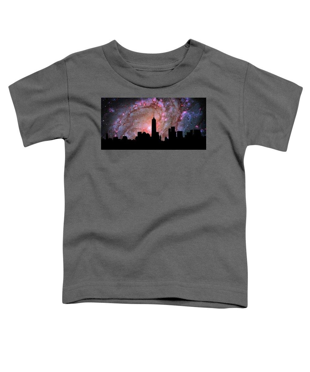Cosmology Toddler T-Shirts