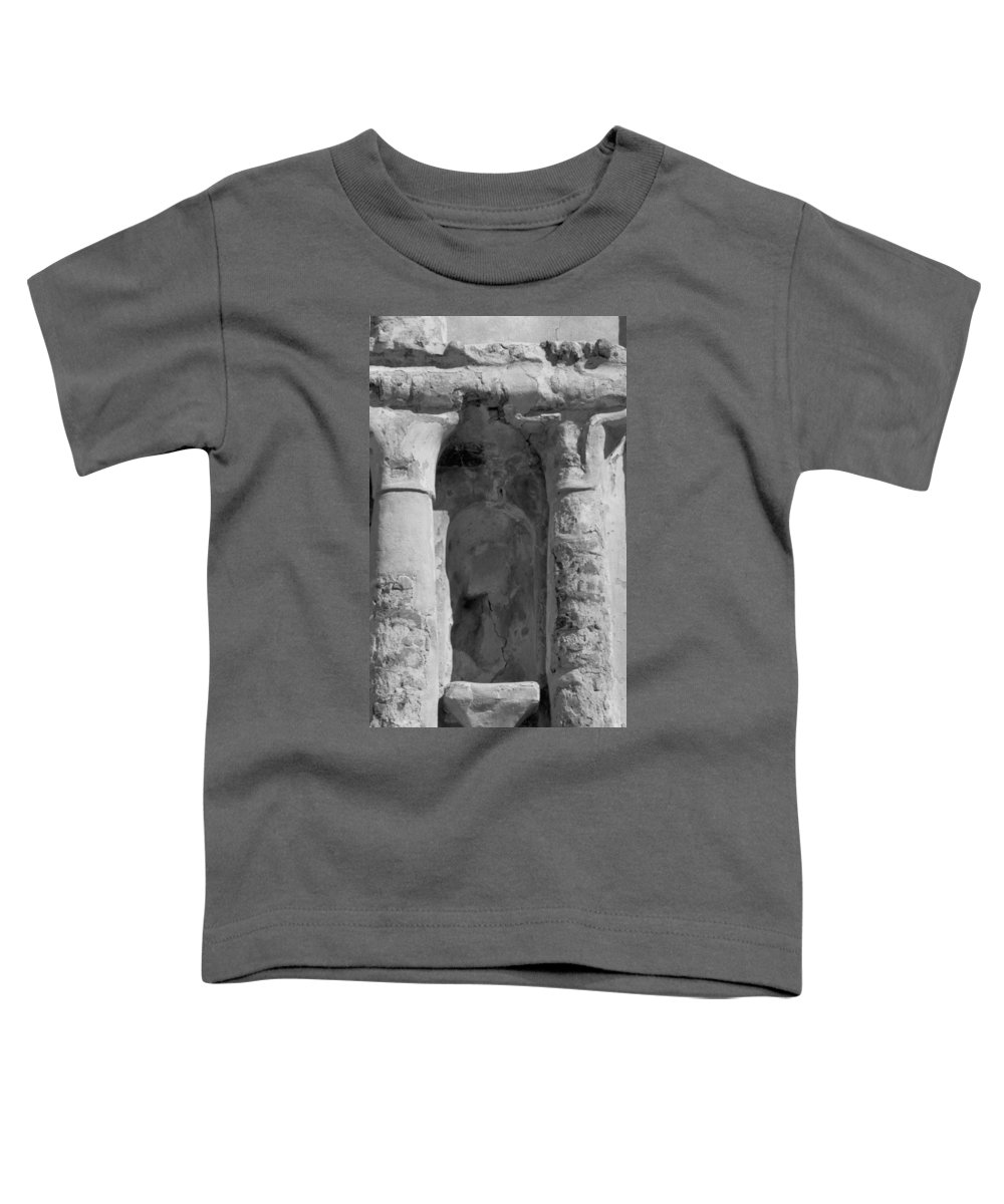Niche Toddler T-Shirt featuring the photograph Niche by Kathy McClure