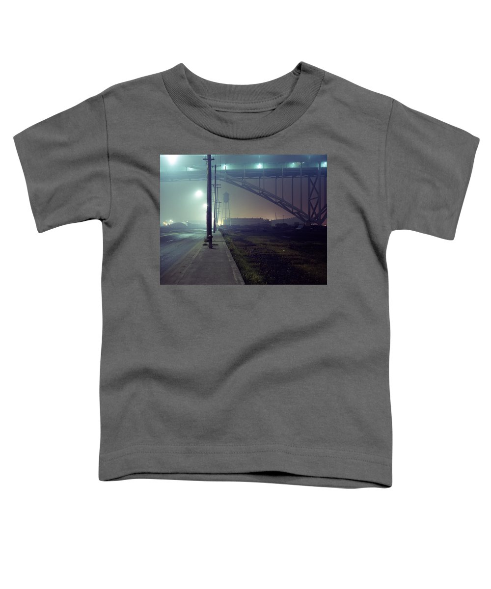 Night Photo Toddler T-Shirt featuring the photograph Nightscape 2 by Lee Santa