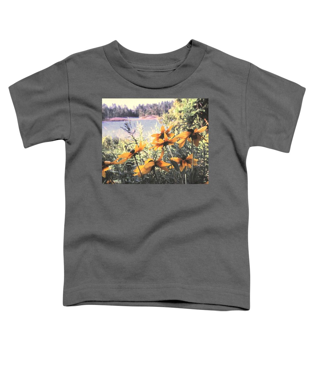North Channel Toddler T-Shirt featuring the photograph North Channel Beauties by Ian MacDonald
