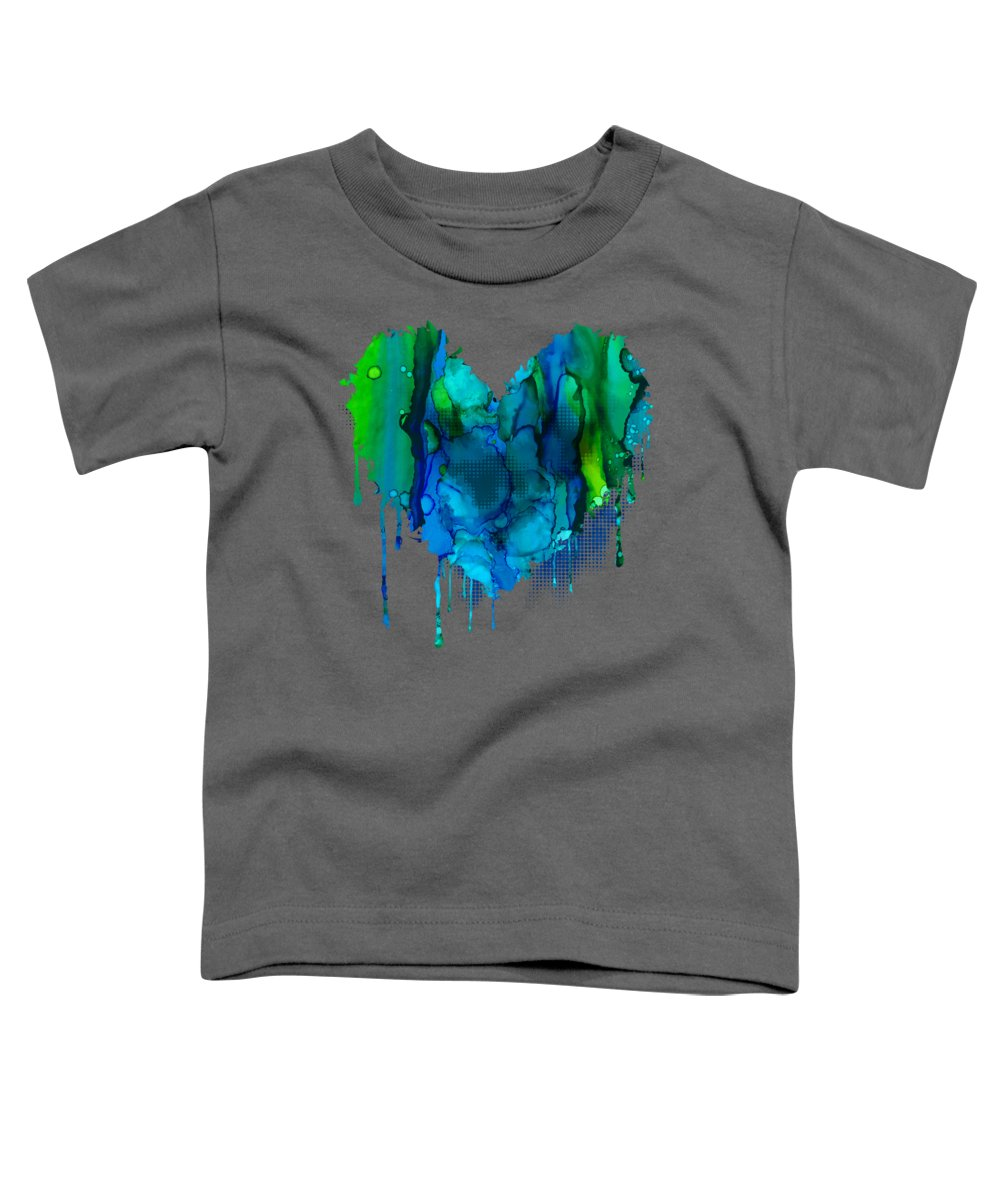 Waterscape Paintings Toddler T-Shirts