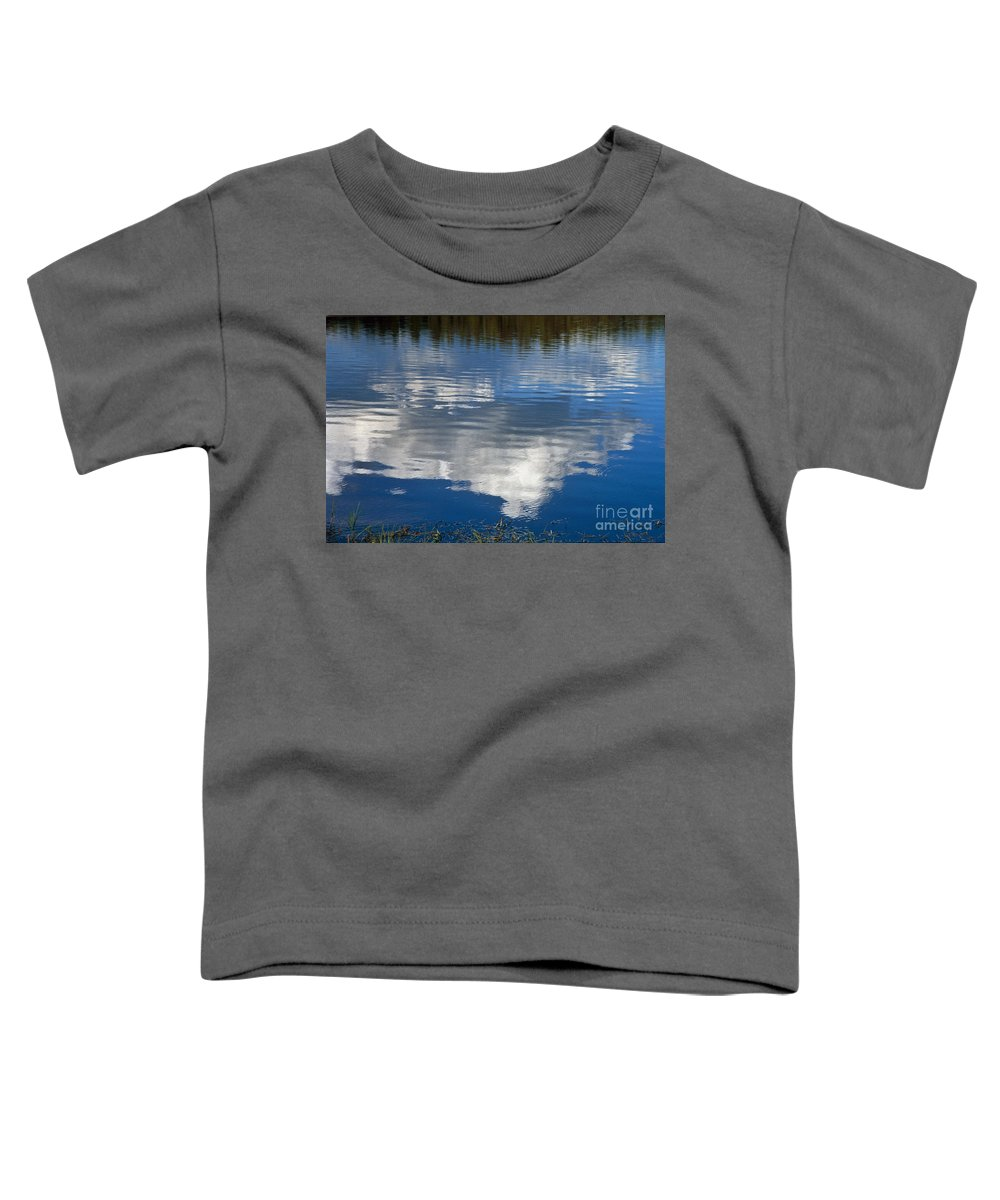 Landscape Toddler T-Shirt featuring the photograph Peace by Kathy McClure