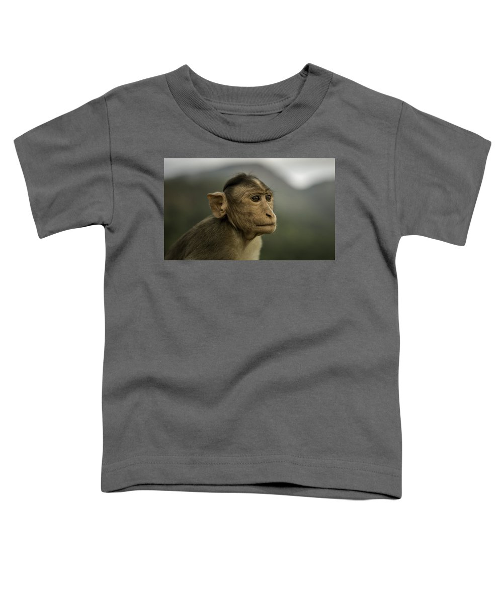 Wildlife Toddler T-Shirt featuring the photograph Penny For Your Thoughts by Chris Cousins