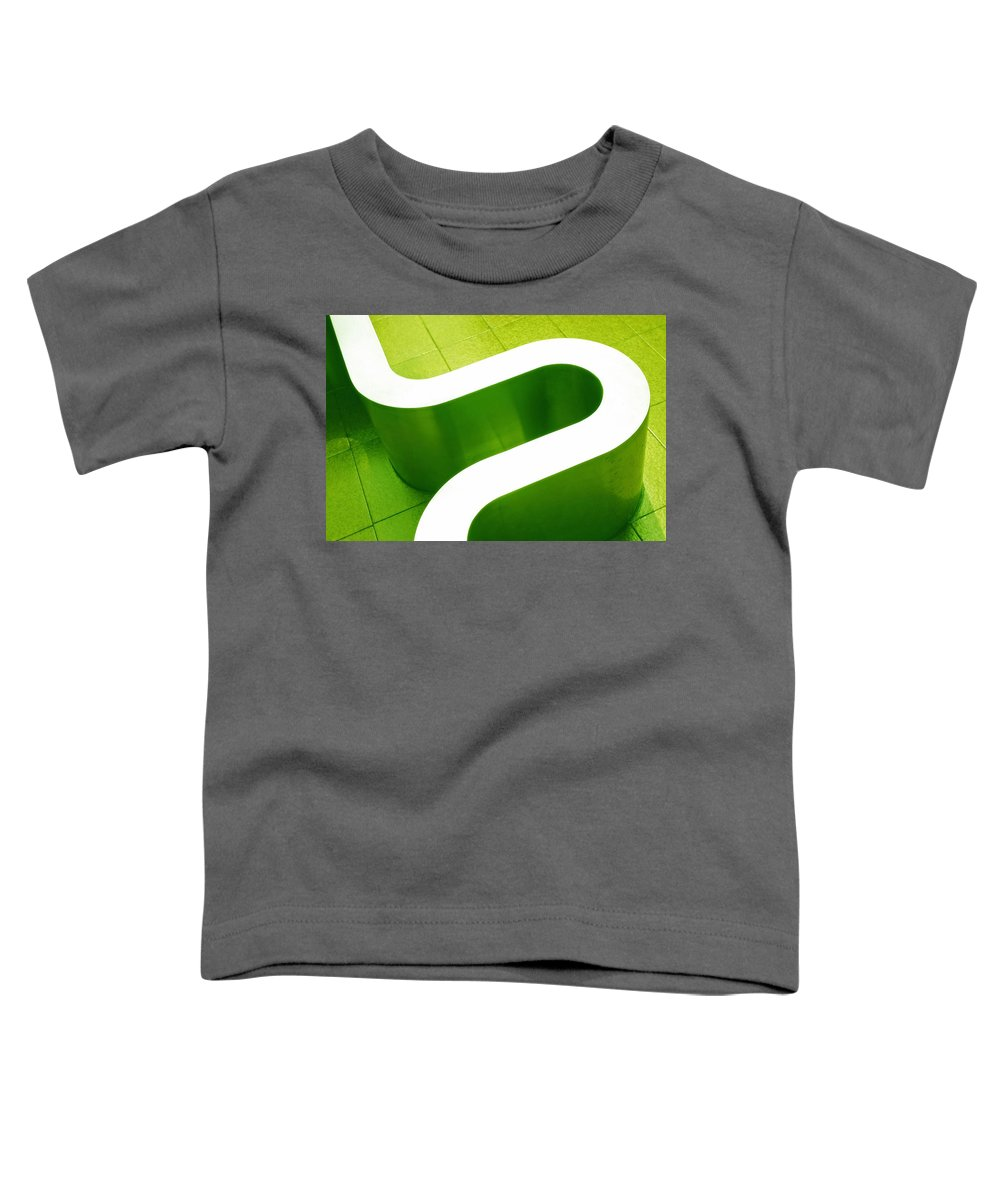 Abstract Toddler T-Shirt featuring the photograph Pharmacia by Skip Hunt