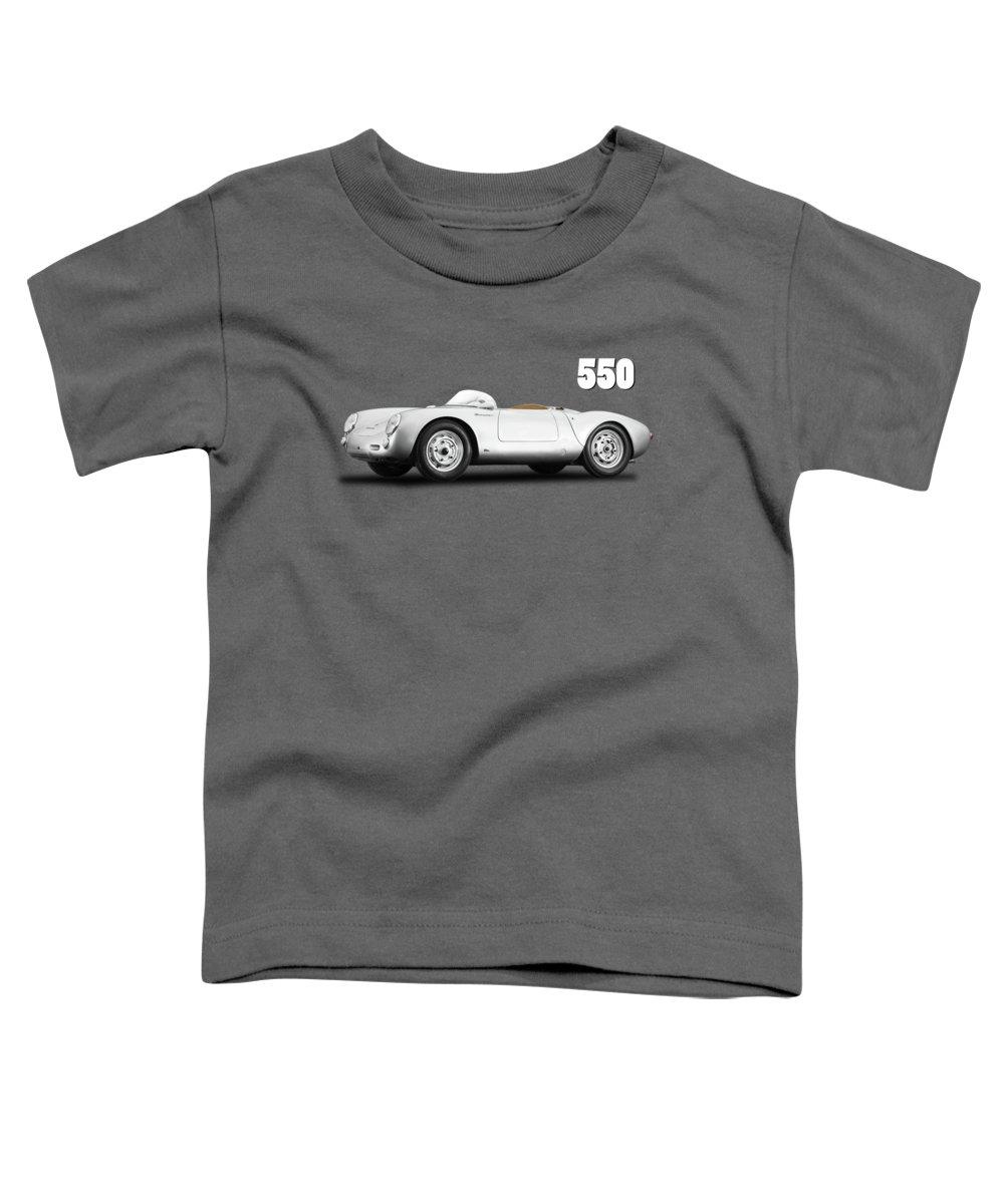 Porsche 550 Toddler T-Shirts