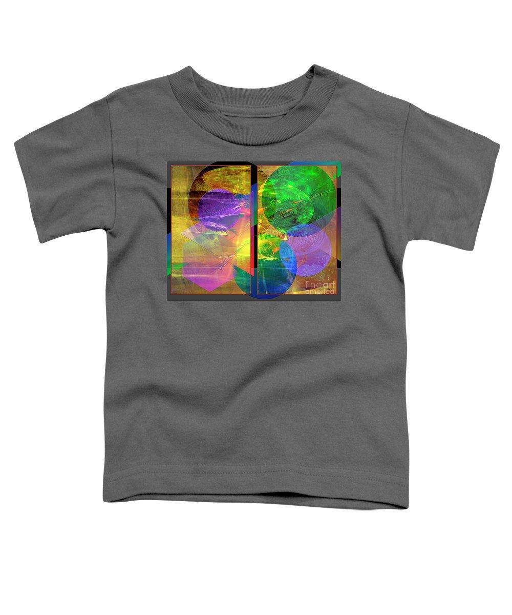 Progressive Intervention Toddler T-Shirt featuring the digital art Progressive Intervention by John Beck