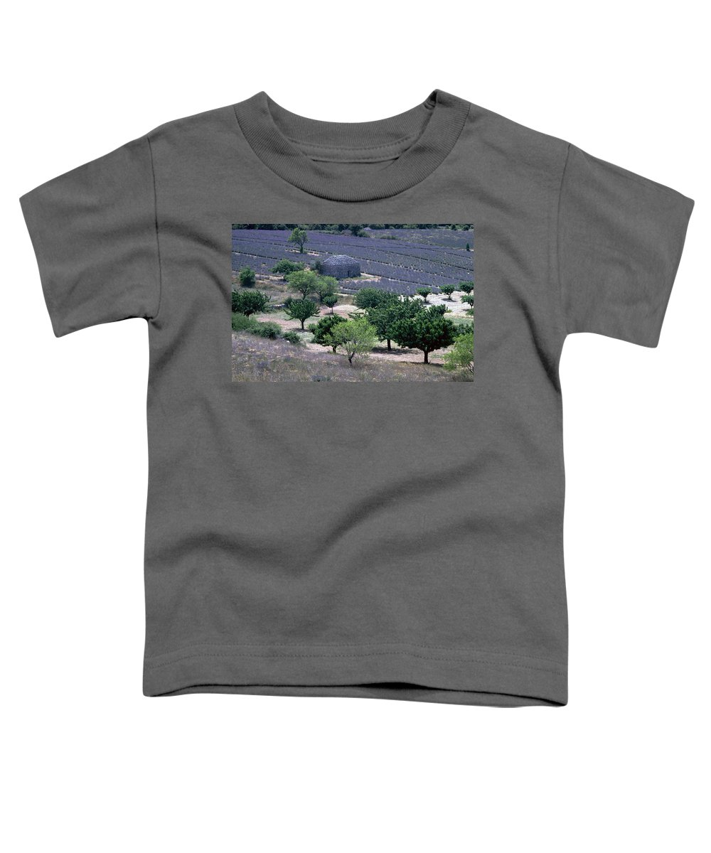 Provence Toddler T-Shirt featuring the photograph Provence by Flavia Westerwelle