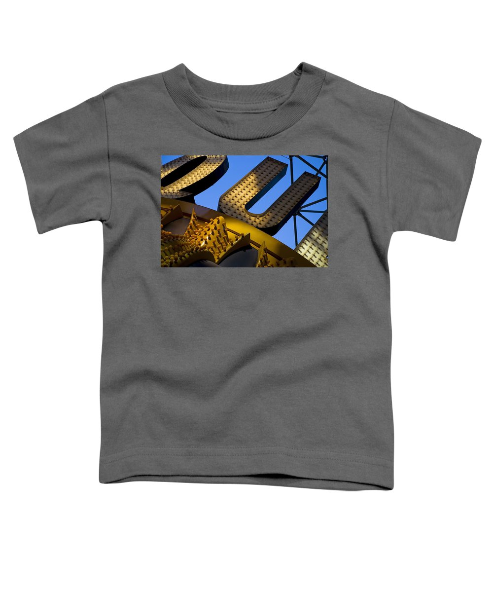 Architecture Toddler T-Shirt featuring the photograph Queen Of Hearts by Skip Hunt