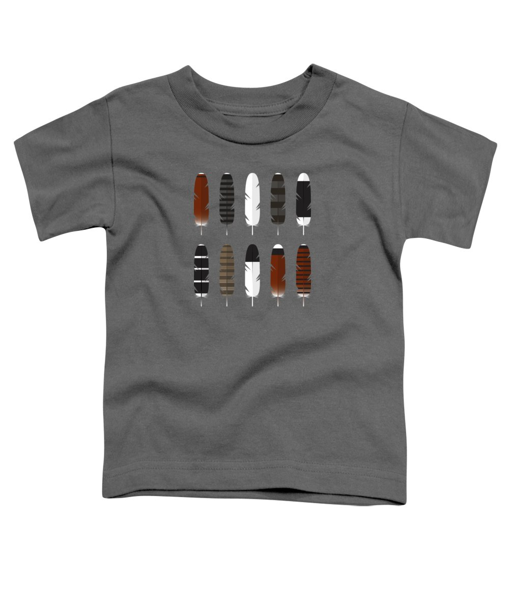 Panoramic Toddler T-Shirts