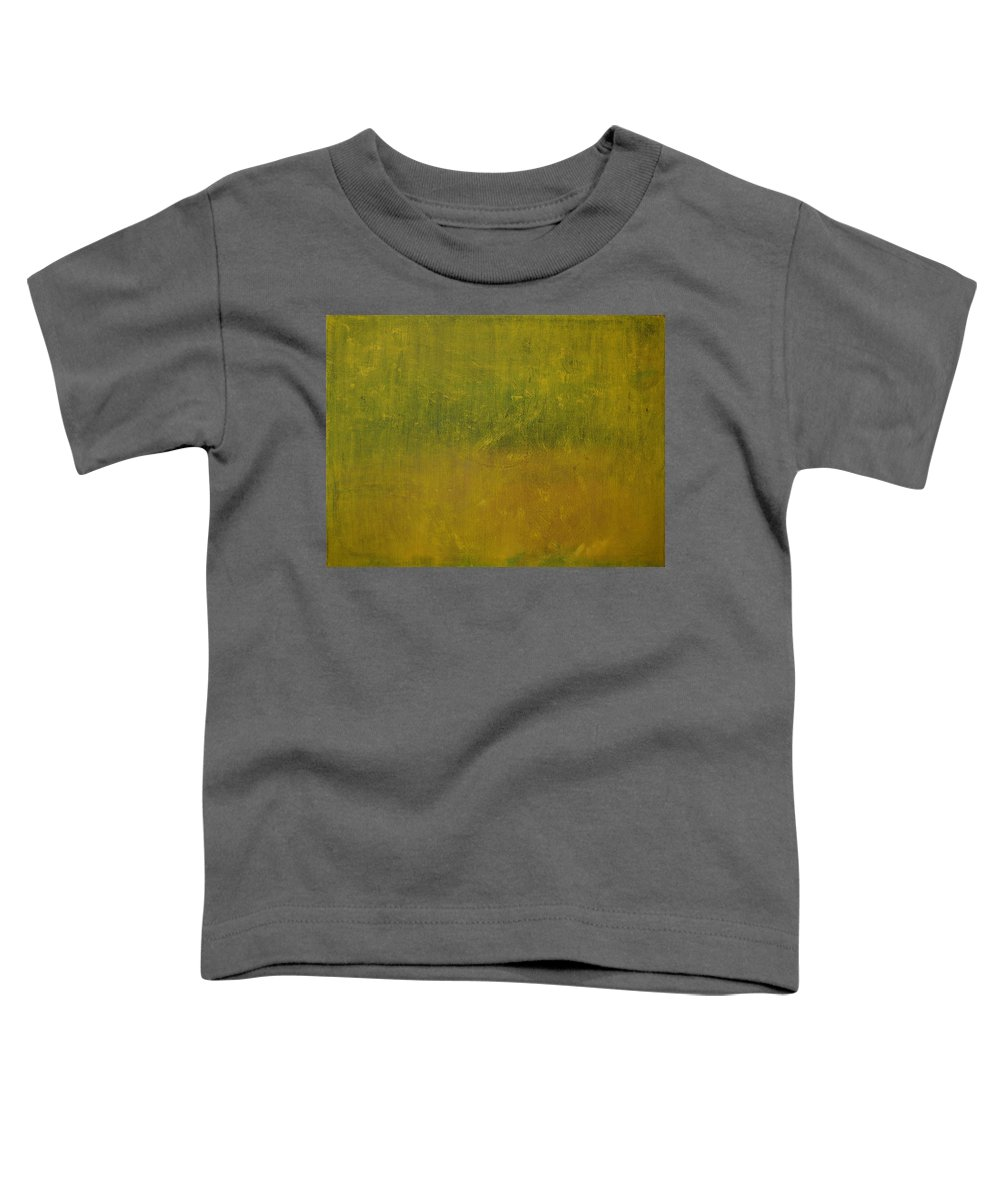 Jack Diamond Toddler T-Shirt featuring the painting Reflections Of A Summer Day by Jack Diamond
