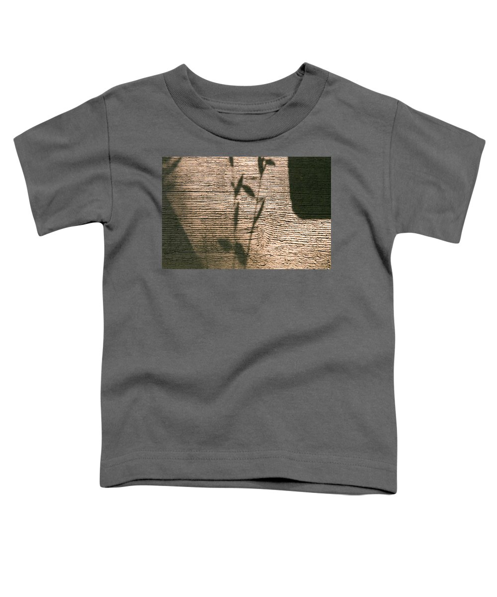 Toddler T-Shirt featuring the photograph Shadow by Clayton Bruster