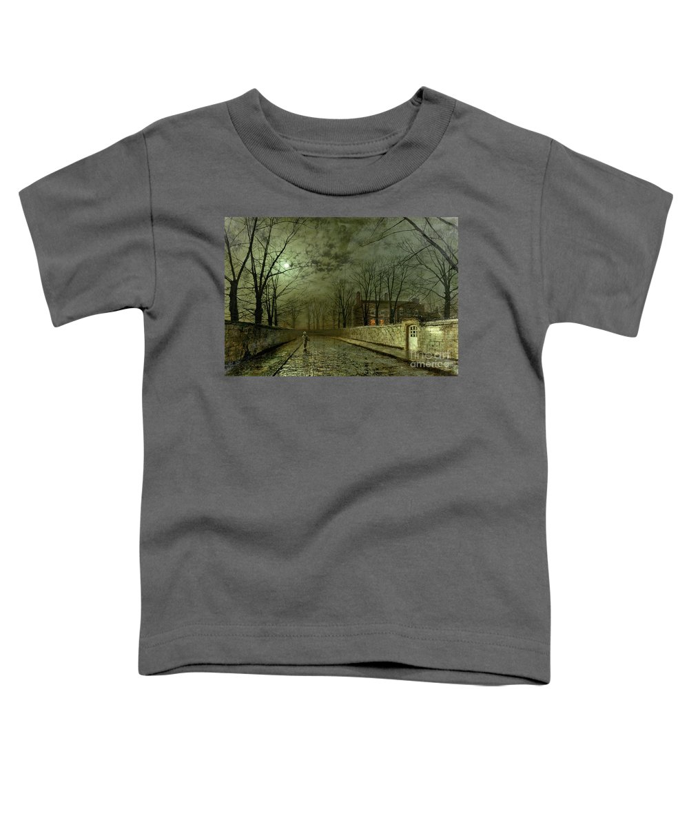 Grimshaw Paintings Toddler T-Shirts