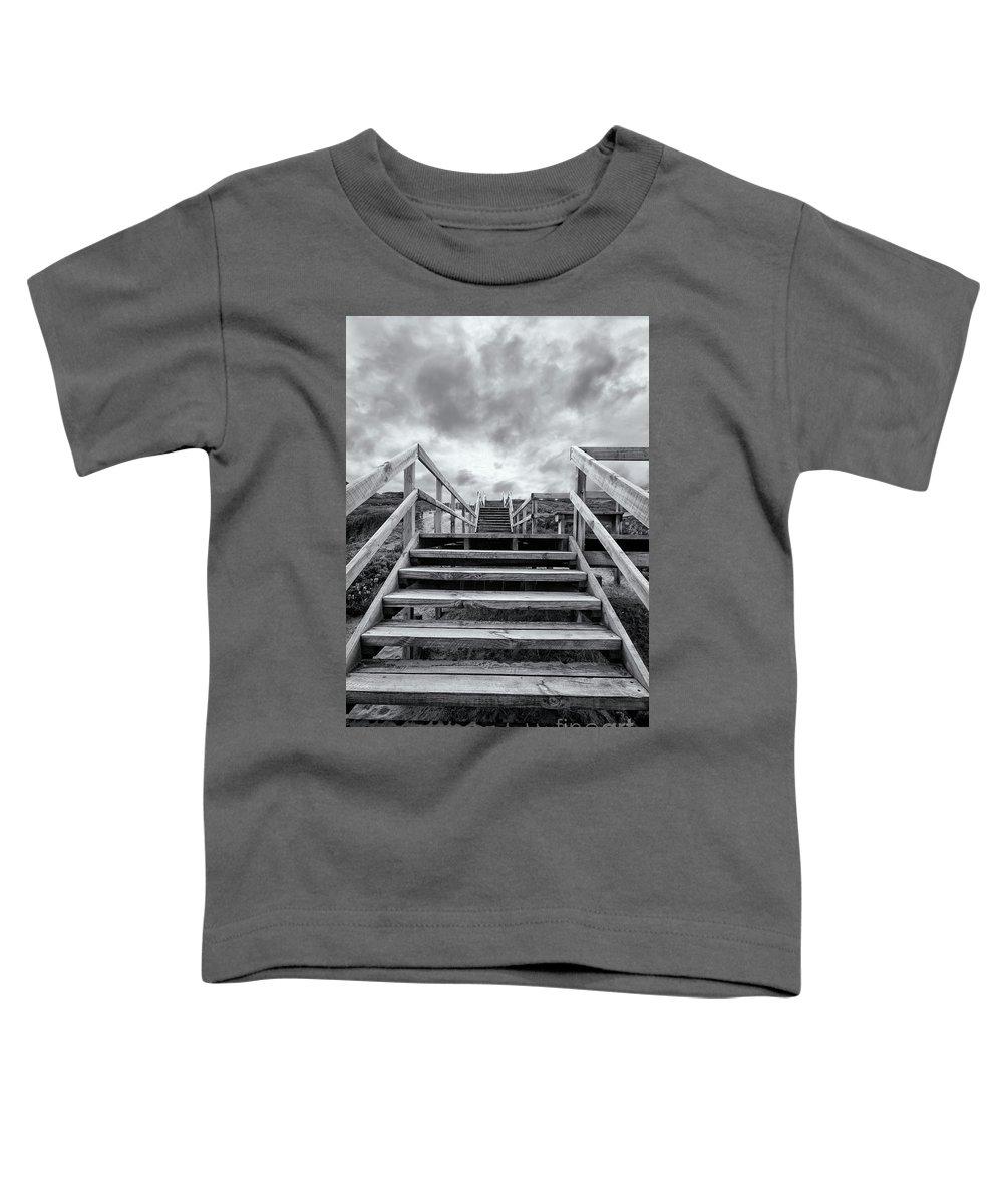 Stair Toddler T-Shirts